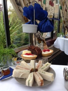 Afternoon Tea at The Mollington Bannastre Hotel