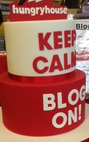 The fantastic Blog on cake