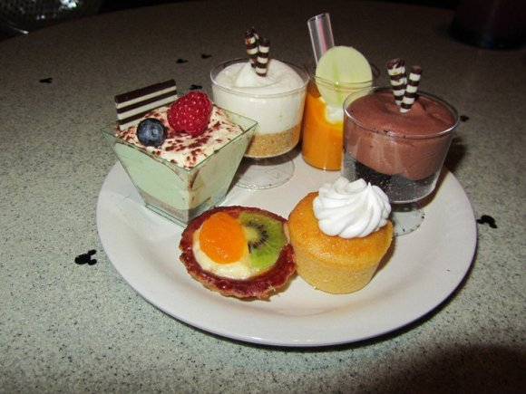 Wish Dessert Party