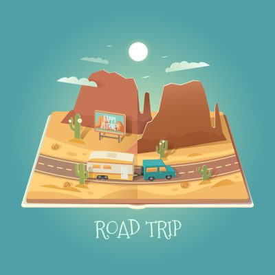 Family Road Trip – My Top Tips