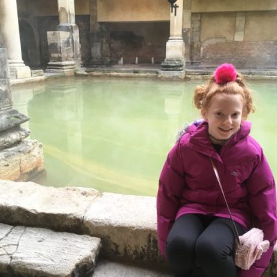 Little Loves – The Good Place, Alexa and a Festive break to Bath