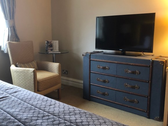 Courtyard suite at Carden Park