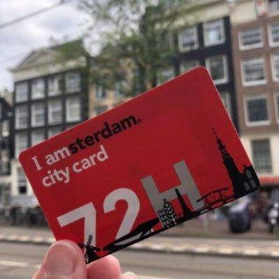I Amsterdam Card and how to use it as a family