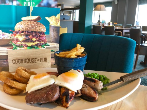 Mixed Grill - Cookhouse and Pub