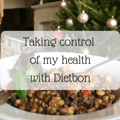 Taking Control of my Health with Dietbon the Diet Food Delivery Service