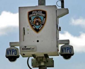 police camera