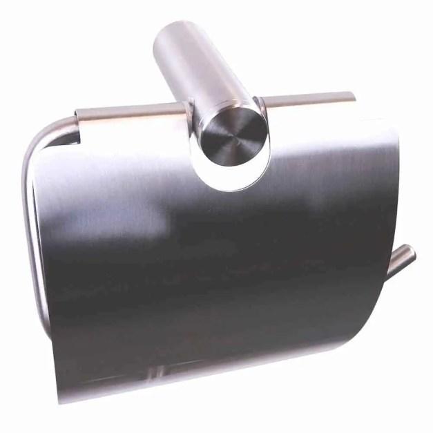 Toiletrolhouder geborsteld RVS 7307