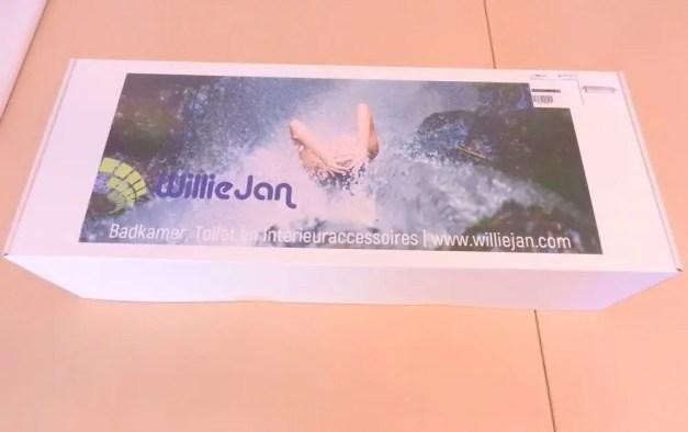 WillieJan Groot Handdoekrek 7305 - Geborsteld RVS - Multifunctioneel