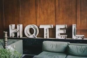 Hotelkamer Sanitair Inrichting