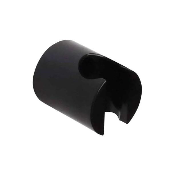 WillieJan Wand Houder voor Knijp Handdouche HD2031 - ABS - Zwart