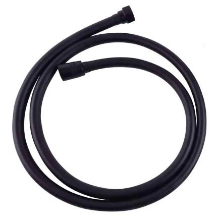 WillieJan Doucheslang HD-2027 - 150 cm - PVC - Zwart