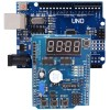 Arduino Uno + Multifunctioneel Shield
