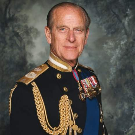 Portrait of HRH The Duke of Edinburgh