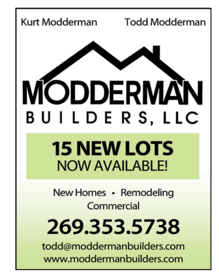 Modderman Builders logo