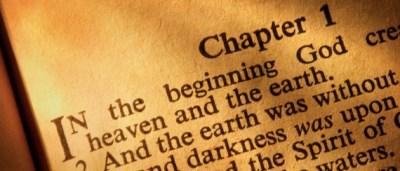 Genesis Chapter 1