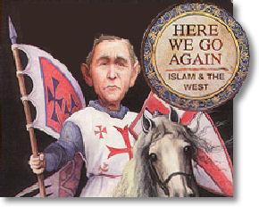 George Bush, Crusader