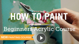 Acrylic Painting Online Courses Below