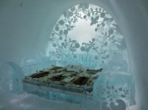 Live Sweden Dog Sledding Ice Hotel Snowmobiling