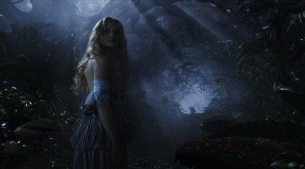 Alice in Wonderland - Alice, in the Forest
