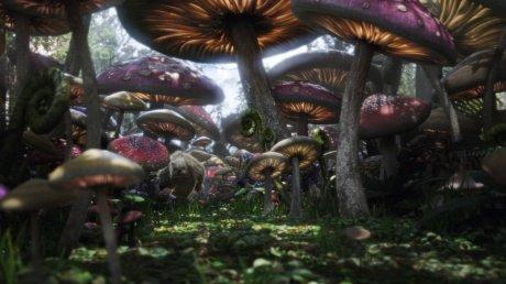 Alice in Wonderland - Bandersnatch