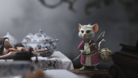 Alice in Wonderland - Dormouse