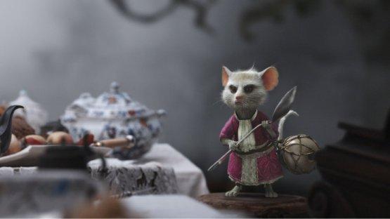 Alice in Wonderland - Dormouse