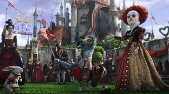 Alice in Wonderland - Red Queen, Shall We Play Croquet