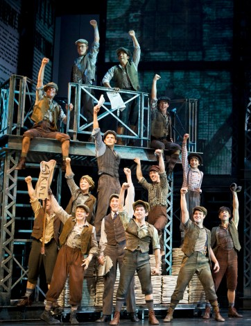 Disney's Newsies, the Musical at Papermill Playhouse #375 - Seize the Day