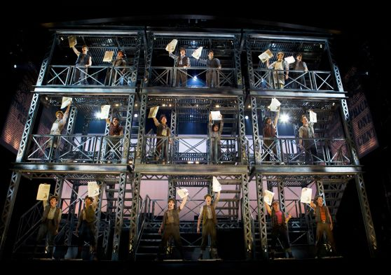 Disney's Newsies, the Musical at Papermill Playhouse #601