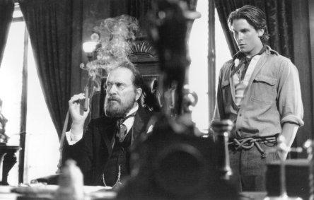 Newsies - Joe Pulitzer and Jack Kelly - Newsies (IMDb)