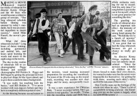 Newsies - Making News