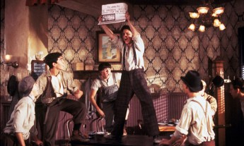 Read all about it … Newsies (1992).