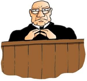 judge copy
