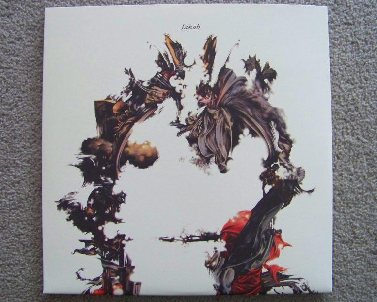 Jakob Sines Vinyl Cover