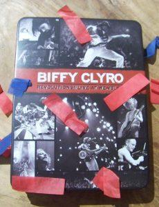 BiffyClyroRevolutionsLiveAtWembleyBox '57'