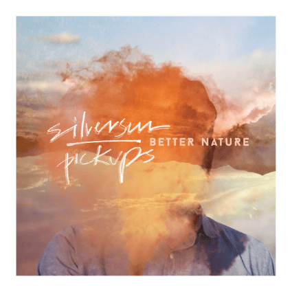 Silversun Pickups Better Nature cover