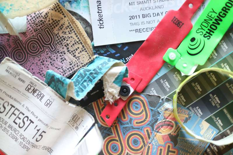 Will Not Fade Guide Festival Survival Guide Wristbands Timetables Tickets