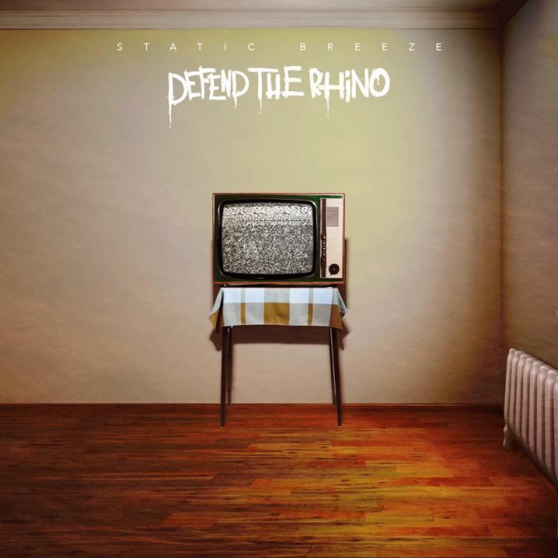 Defend The Rhino Static Breeze Album Art