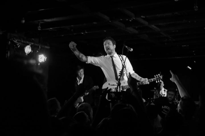 Frank Turner San Fran Wellington