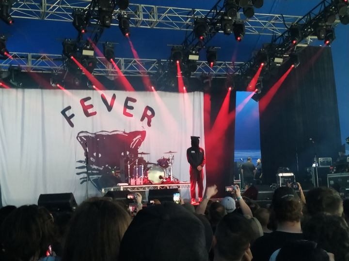 Fever 333 at Download