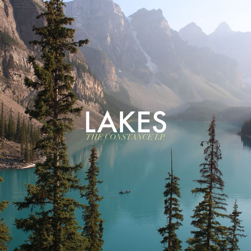 Lake The Constance LP cover art