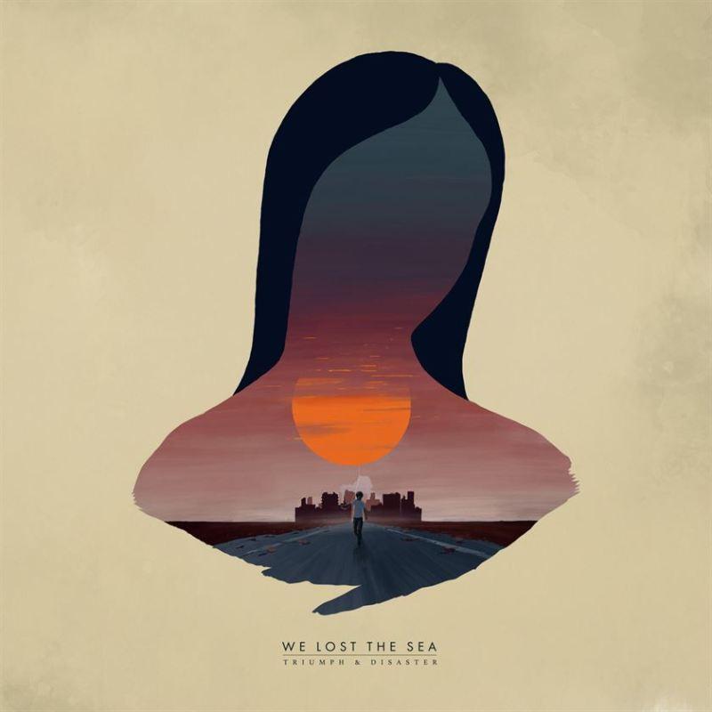 We Lost The Sea Triumph Disaster album cover art