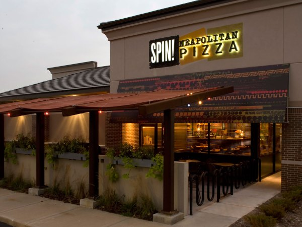 Spin Pizza - Startup Brand Strategy Willoughby Design