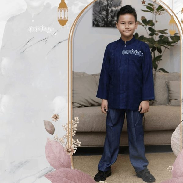 KAHFI KIDS 57 NAVY