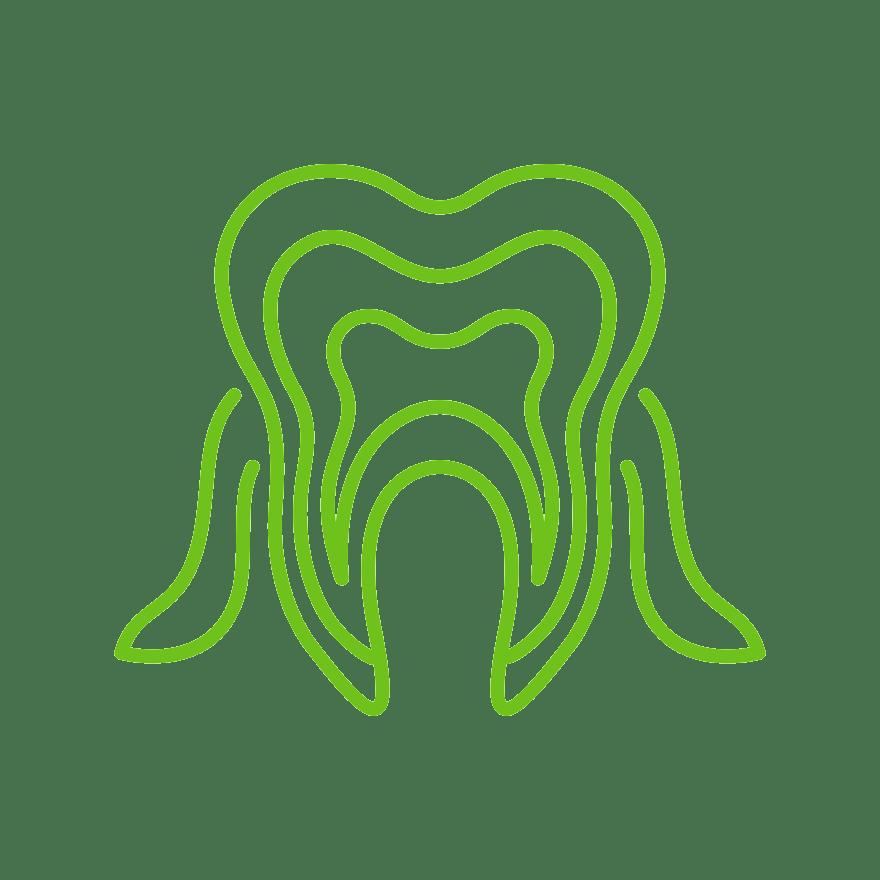 Endodoncja - leczenie kanałowe.