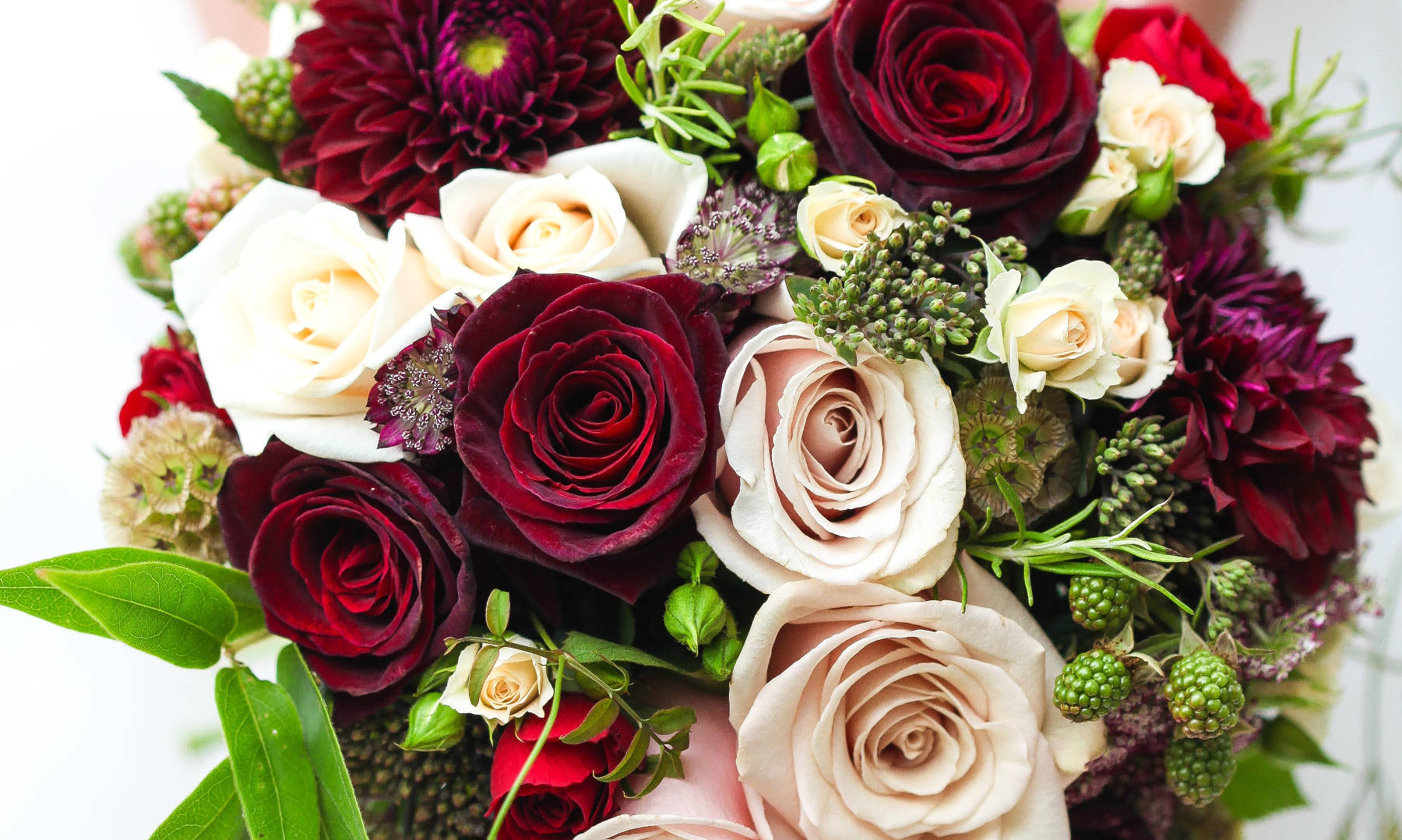 Wedding Flowers And Arrangements In West Berkshire By