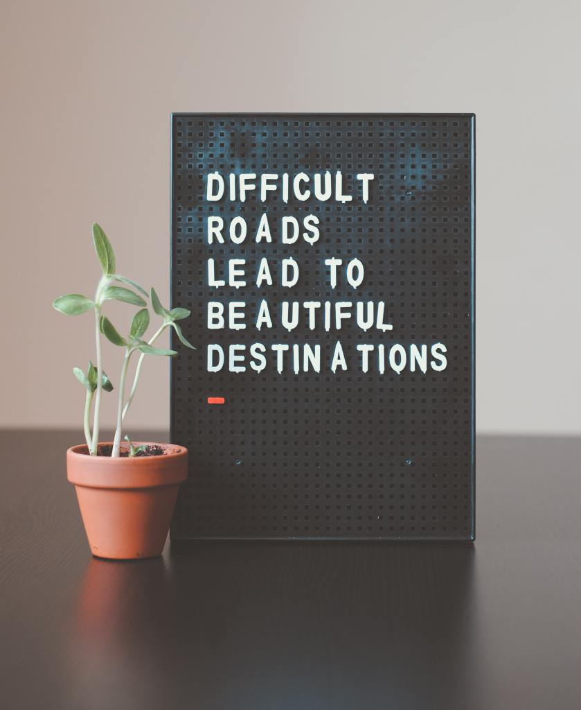 Difficult roads lead to beautiful destinations. Talking to an EMDR trained counselor in Nashville for PTSD treatment and trauma therapy can lead to healing and a new sense of purpose.