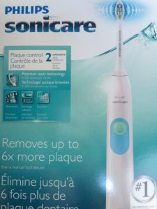 Sonic Care tooth  brush