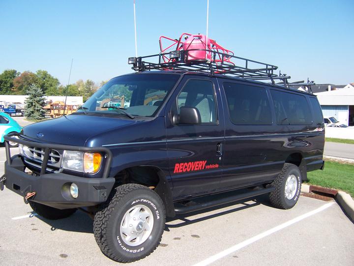 Bug Out Vehicle: E350 Econoline 4x4 Van –