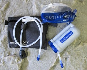 Bug Out Water Filter: Katadyn Hiker Pro